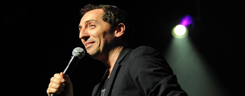 What your spokesperson can learn from a French comedian