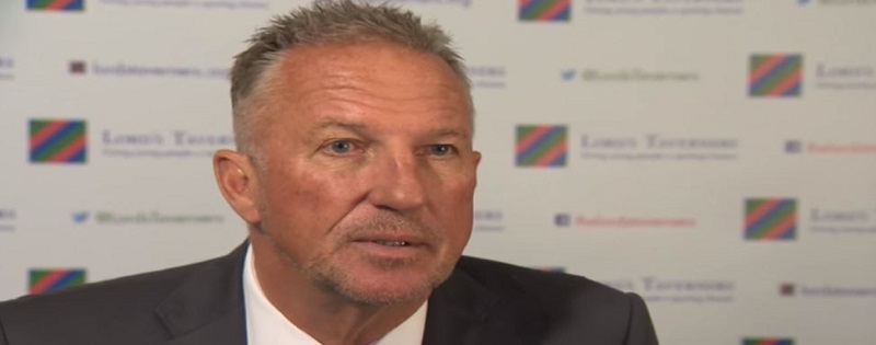 Botham delivers a master class in how not to do a radio interview