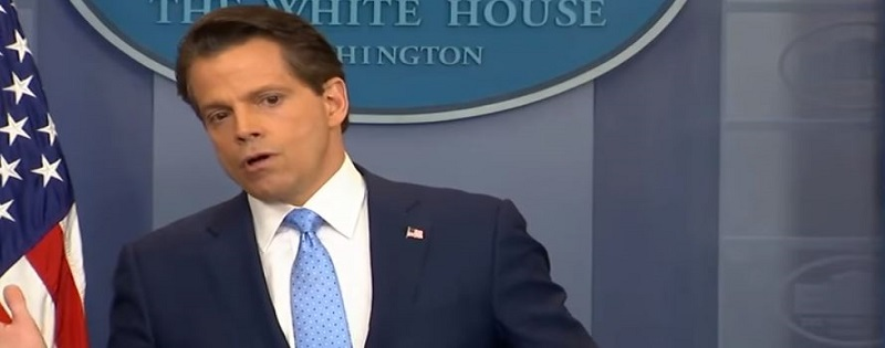 The Mooch highlights the risks of going 'off-the-record'