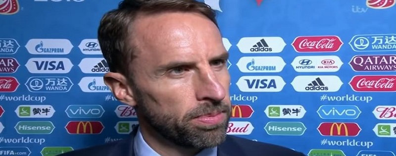 How Southgate hit the back of the media net